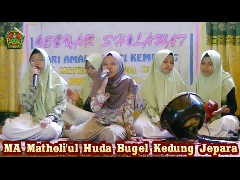 Sholawat Merdu Khudzuni Vokal By Hanif Mustaghfiro Gebyar Sholawat Ma Matholi Ul Huda Bugel
