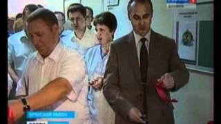 Капітальний ремонт лікарні у Глинищево завершено