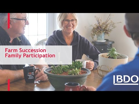 Farm Succession: Family participation | BDO Canada