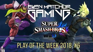 Video EMG Smash 4 Play of the Week 2018 - Episode 6 (SSB4, Super Smash Bros Wii U) download MP3, 3GP, MP4, WEBM, AVI, FLV Juli 2018