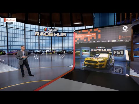 Exclusive Talks - Fox Sports: Zac Fields, SVP Graphic Technology And Integration