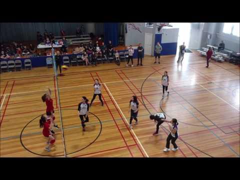 2017 CAVC -- Varsity Girls Final (AST vs. HAA)