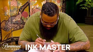 Flash Challenge Preview: Dogu: Part II - Ink Master, Season 6