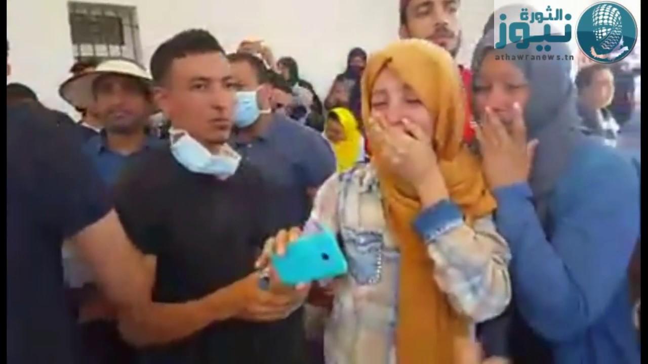 انفجار الأوضاع في تونس ووفاة شاب دهسته مدرعة جيش