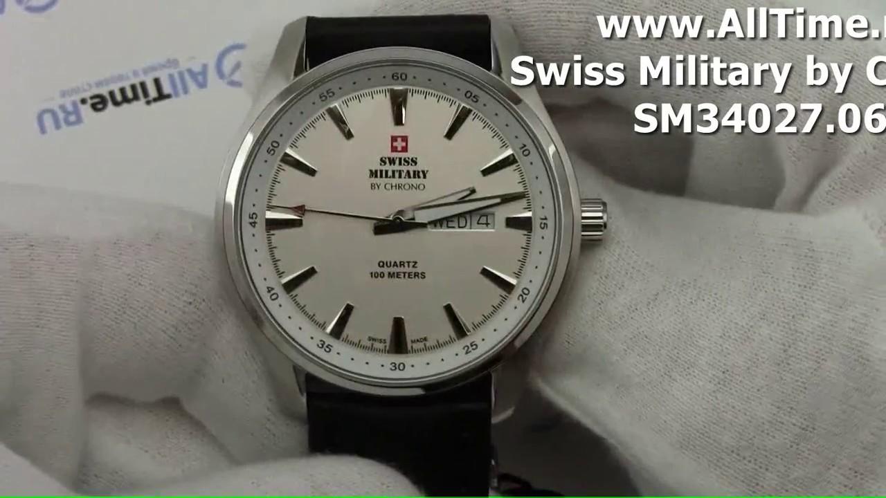 Популярные часы Swiss Army