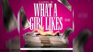 What A Girl Likes - Cardi B (Single)