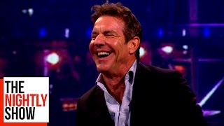 Dennis Quaid Answers Ridiculous Questions He's Never Been Asked Before