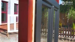 Okno Drewniano-aluminiowe – Prezentacja produktu