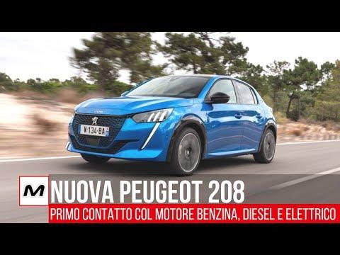 Nuova Peugeot 208 | La PROVA SU STRADA dell'anti Clio