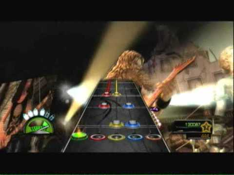 Guitar Hero Metallica- Fade to Black Expert Guitar 100% FC