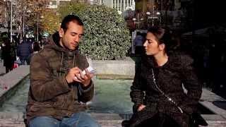 İşaret Dili İşaret Adam/Sessiz Kısa Film