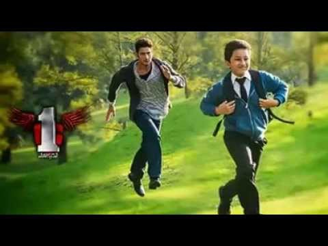 1-Nenokkadine background song