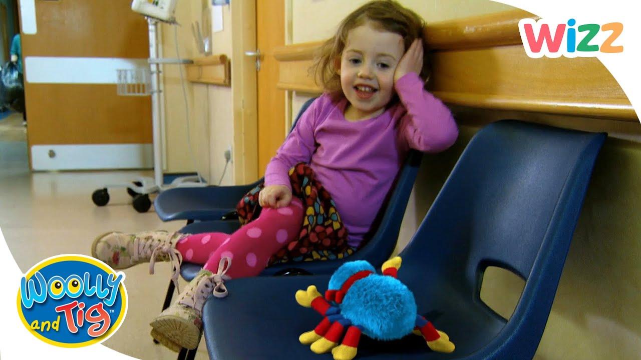 Woolly And Tig Visiting Dad At Hospital Full Episodes