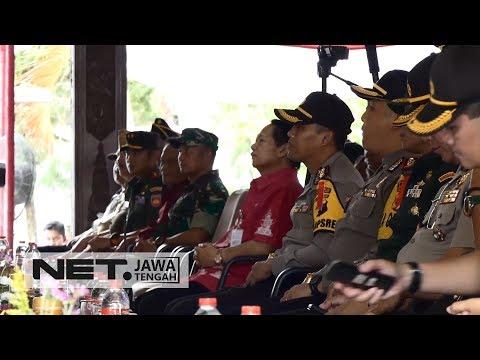 Kapolda Jawa Tengah Akan Menggelar Kasus Umpatan Tampang Boyolali - NET JATENG