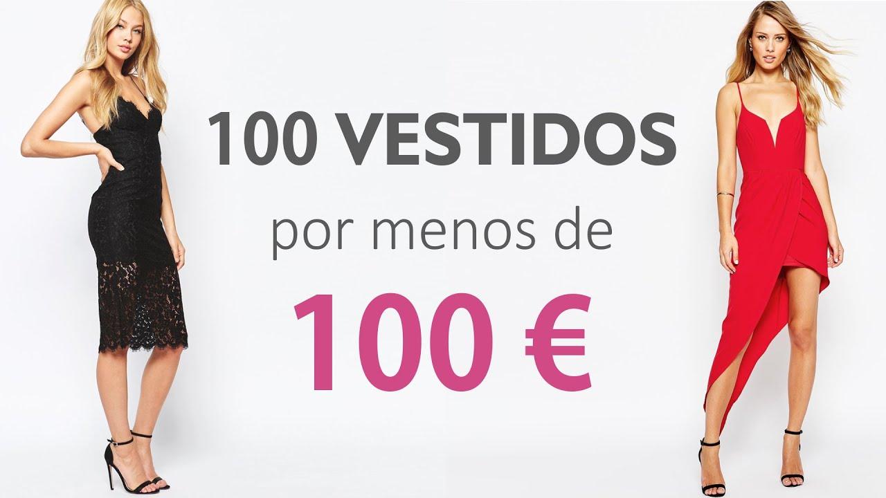 Vestidos baratos 100 modelos distintos por menos de 100 for Sofas baratos menos 100 euros