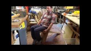 How To Make A Plank Chair For Low Cost (bog Chair Viking Chair Paddle Chair)