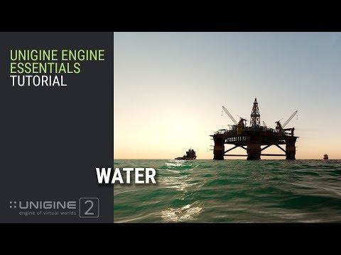 Water - UNIGINE 2 Engine Essentials - YouTube