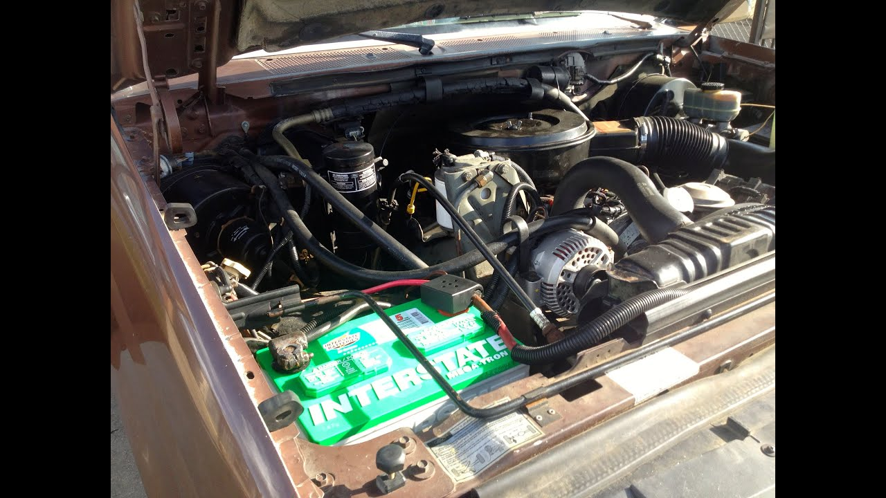 1993 ford f250 7 3l diesel for sale at metairie speed shop engine youtube. Black Bedroom Furniture Sets. Home Design Ideas