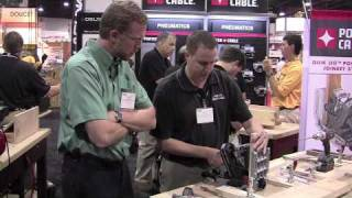 Porter Cable Quikjig - International Woodworking Fair 2010