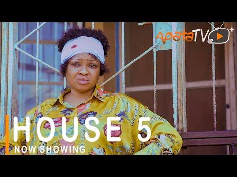 Download House 5 Latest Yoruba Movie 2021 Drama Starring Wunmi Toriola | Funmi Awelewa | Lola Idije | Okele
