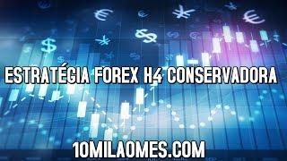 Estratégia Forex H4 conservadora