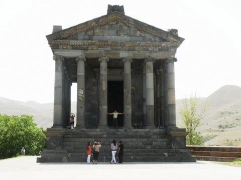 Храм ГАРНИ - Языческое Чудо Армении - Часть 1