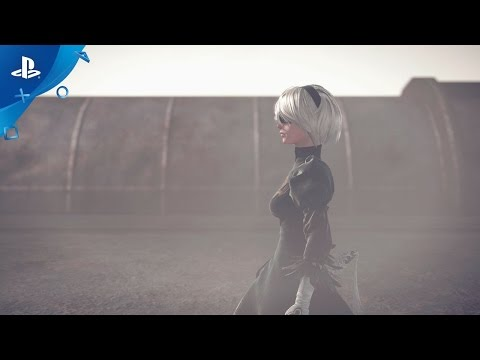 NieR: Automata - Iconic Crossover Weapons Trailer | PS4