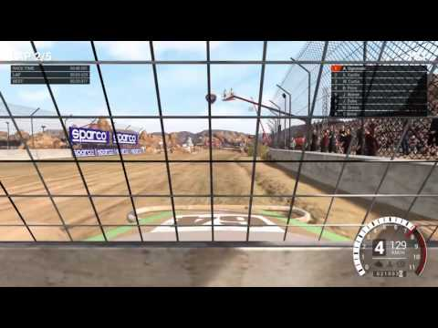 DiRT 4 World Record - Buggy @ California Junior