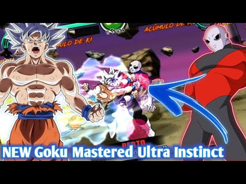 DOWNLOAD New Dragon Ball Super Tap Battle Mod Beta V1.1 With New Goku MUI, Black Goku And Broly