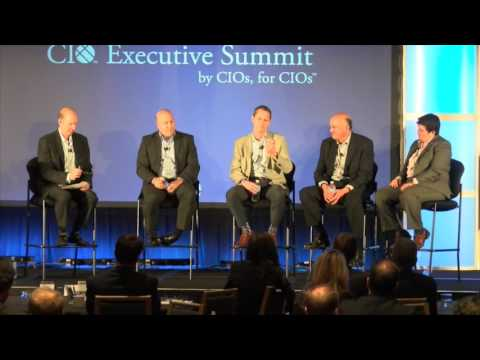 """How to Operate like a Startup"" - Chicago CIOs talk about transforming with Pivotal"