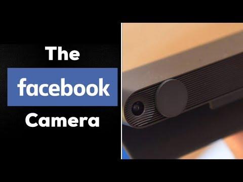 Facebook is making a new portal tv camera