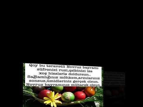 Novruz bayrami ucun super video 2018 whatsap statusu ucun en maraqli video carx