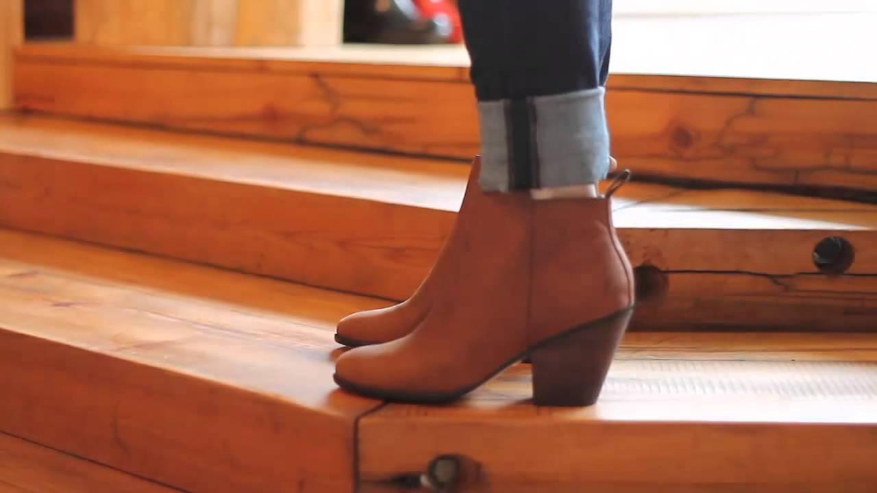 Cole Haan Balthasar Bootie Women's Boots Chestnut SKU: #8672127