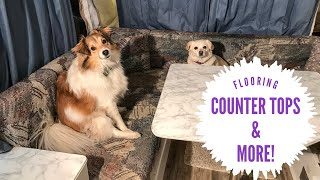 1998 Tent Trailer Reno Continues! #3 | Camping With Dogs