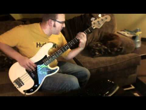 c standard metalish bass improvisation