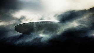 Two Alien Spaceships Approaching the Earth in 2013
