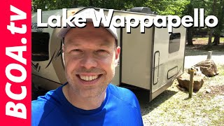 Lake Wappapello Missouri State Park - Scenes and Park Review