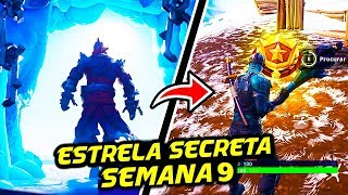 STAR SECRET SEASON 7 WEEK 9-Fortnite Battle Royale