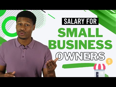 Salary for Small Business Owners: How to Pay Yourself & Which Method (Owner's Draw vs. Sala