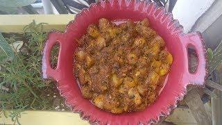 Achaari Mushroom | Achaari Khumb | Mushroom Pickle