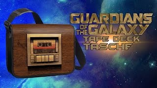 Guardians of the Galaxy: Tasche zum Awesome Mix Vol. 1