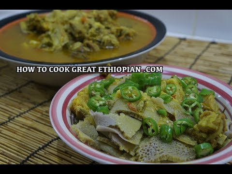 Ethiopian cooking videos how to cook great ethiopian food message for all our amharic speaking followers forumfinder Gallery