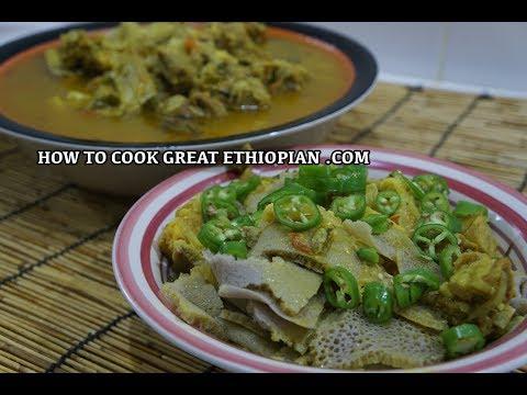 🇪🇹 የአማርኛ የምግብ ዝግጅት መምሪያ ገፅ - Message for all our Amharic speaking followers