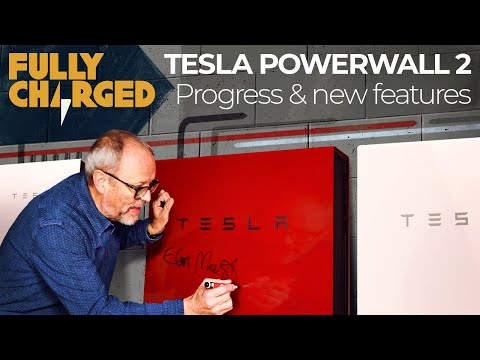 Can You Run Your House On A Battery? Tesla Powerwall 2 (Founders Series) & Tesla Backup Gateway 2