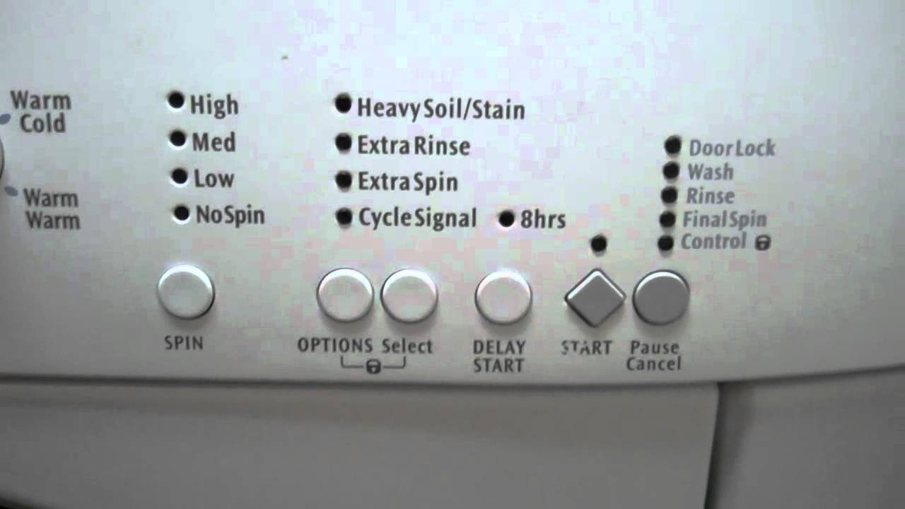 Kenmore Dryer Light Bulb Not Working