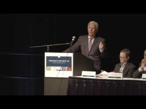 Massachusetts STEM Summit 2016 - Marty Meehan
