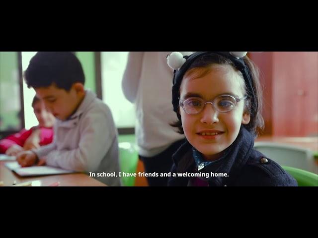 ADRA - Campagne de sensibilisation à l'éducation #EveryChildEverywhere (Activez les sous-titres)