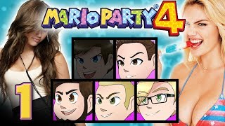 "Mario Party 4: ""Wife Swap"" - EPISODE 1 - Friends Without Benefits"