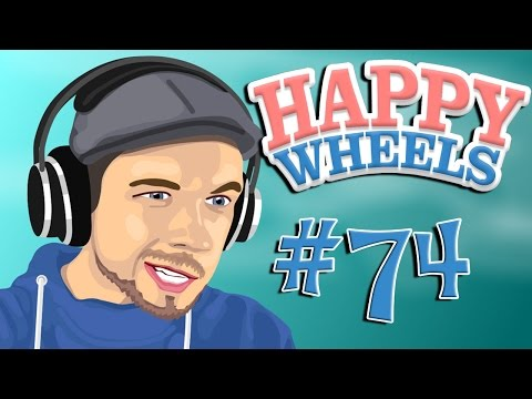 TEST YOUR MIGHT | Happy Wheels - Part 74