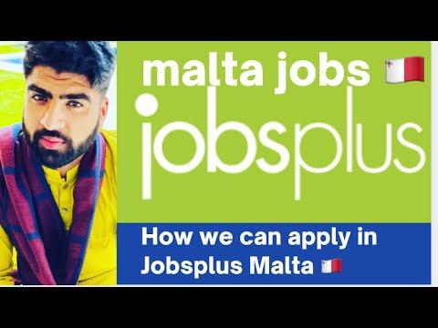 Malta 🇲🇹 jobs / jobs in Malta 🇲🇹/ Jobsplus #jobsplus#Maltajobs#howwecanapplyjobsinmalta#EUVISA